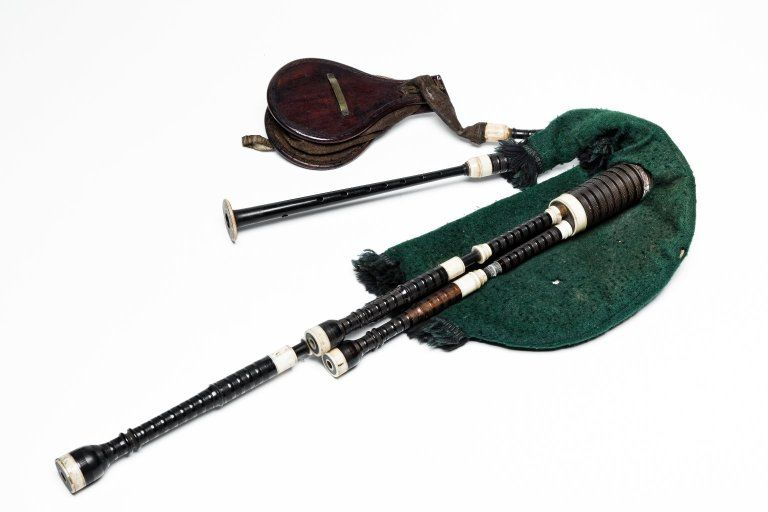Lowland Scottish Bagpipes
