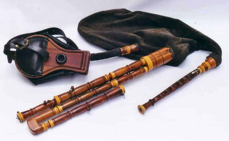 Swedish Bagpipes for Sale