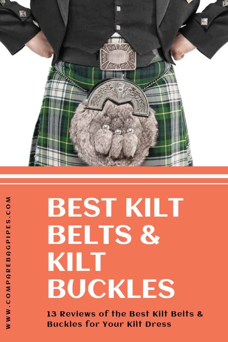 13 Best Kilt Belts & Buckles for Your Kilt Dress