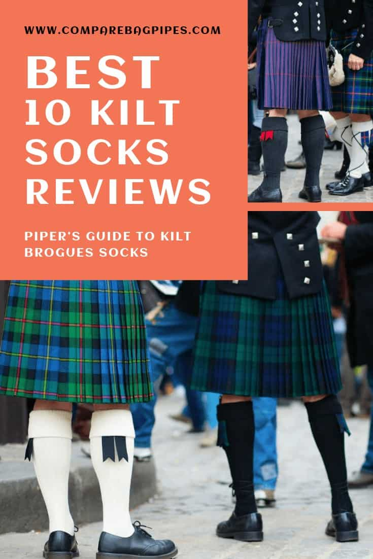 BEST 10 KILT SOCKS REVIEWS