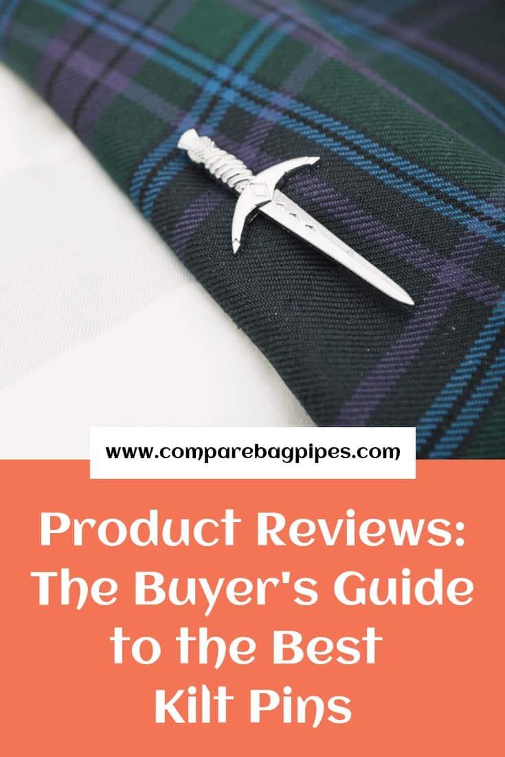 Best Kilt Pin for highland wear