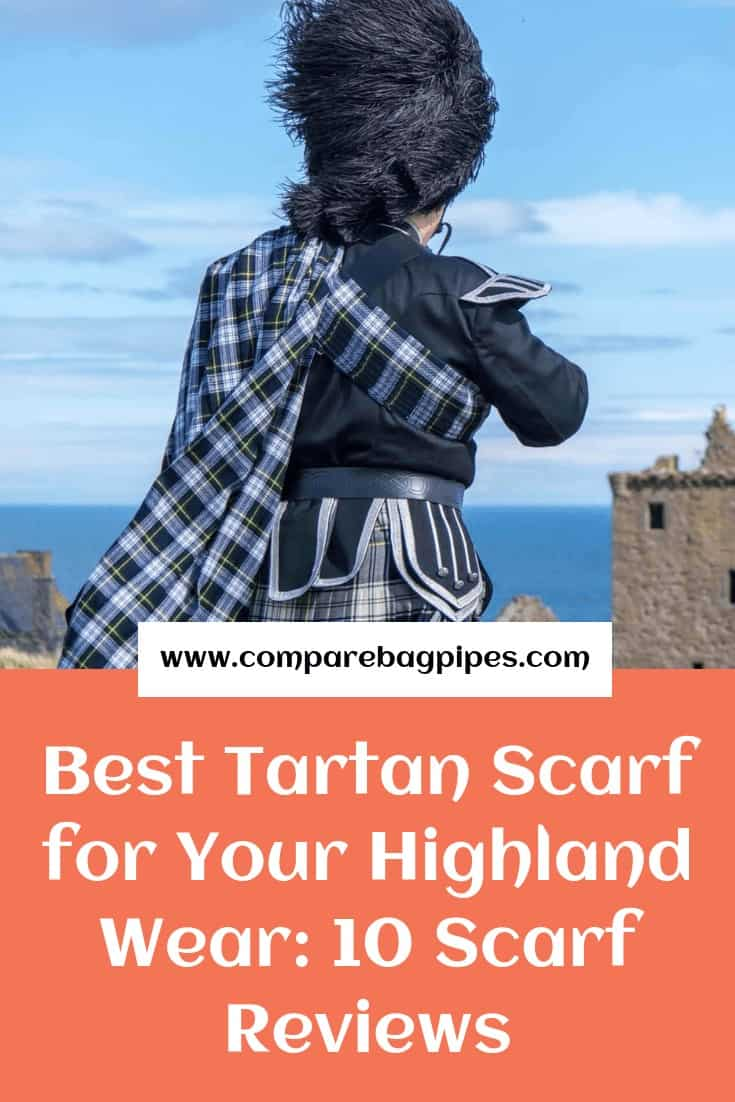 Best Tartan Scarf for Your Highland Wear 10 Scarf Reviews
