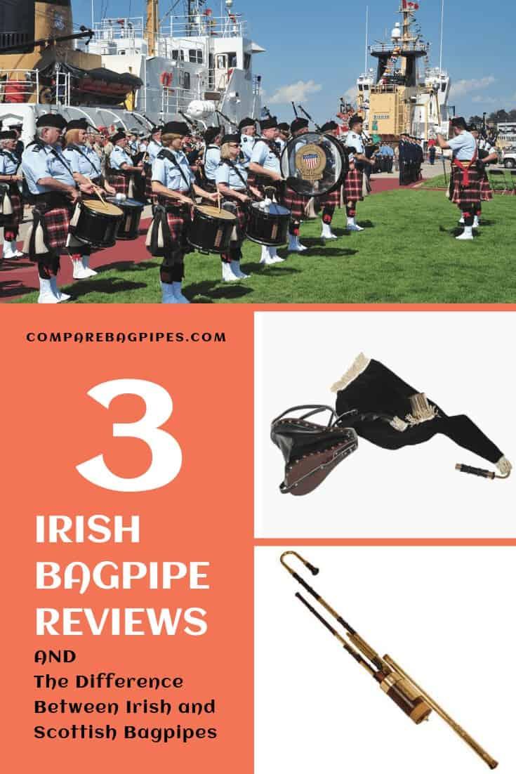 IRISH BAGPIPE REVIEWS