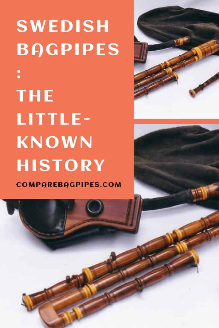 SWEDISH BAGPIPES THE LITTLE-KNOWN HISTORY