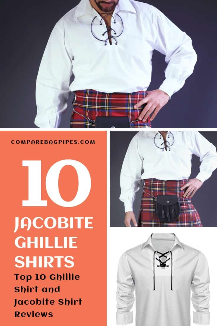 Top 10 Ghillie Shirt and Jacobite Shirt Reviews