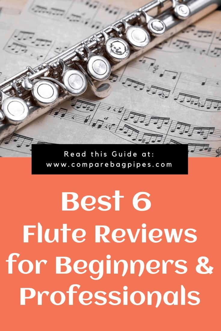 6 best flutes for beginners and professionals