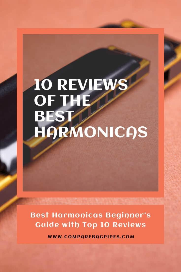 10 Best Harmonicas for Beginners